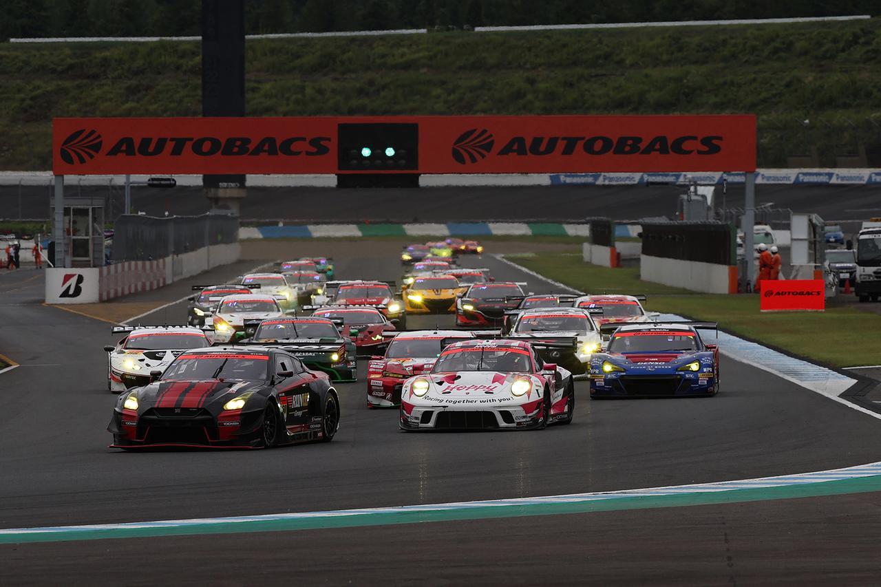 画像2: 【SUPER GT Rd.4 Motegi】Audi Team Hitotsuyamaが今季最高の5位