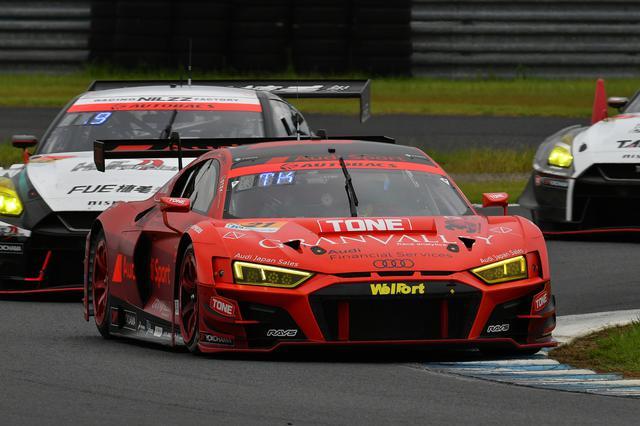 画像4: 【SUPER GT Rd.4 Motegi】Audi Team Hitotsuyamaが今季最高の5位