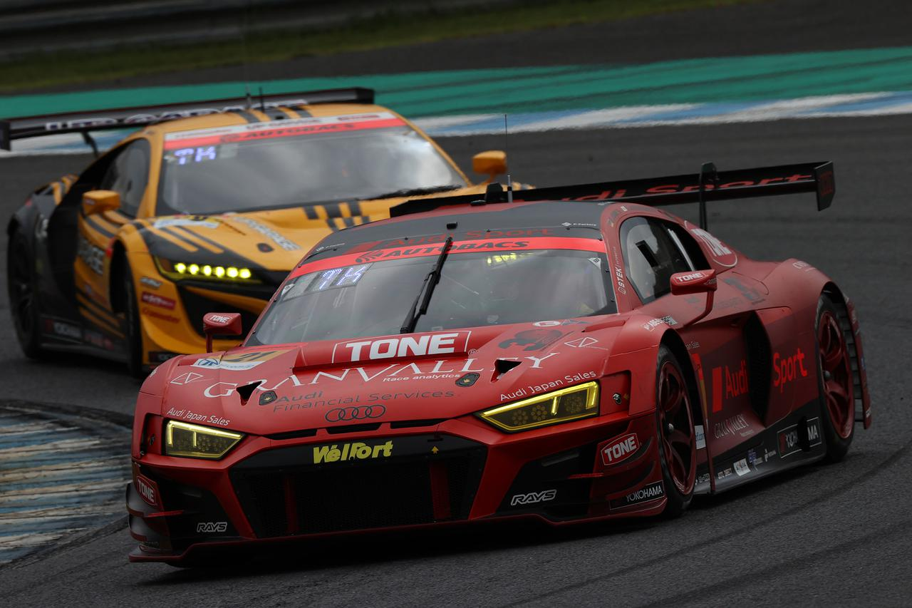 画像3: 【SUPER GT Rd.4 Motegi】Audi Team Hitotsuyamaが今季最高の5位