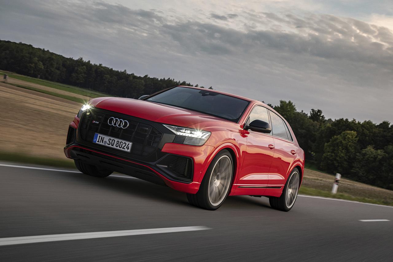 画像1: Audi SQ8
