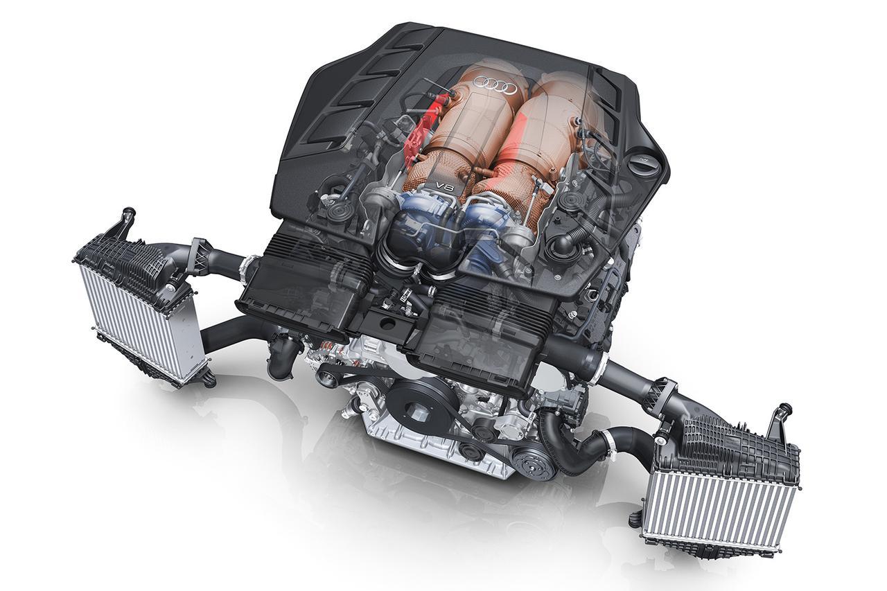 画像2: 4.0 TFSI搭載の「Audi SQ7」「Audi SQ8」登場