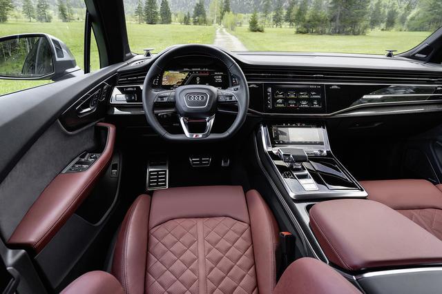 画像4: 4.0 TFSI搭載の「Audi SQ7」「Audi SQ8」登場