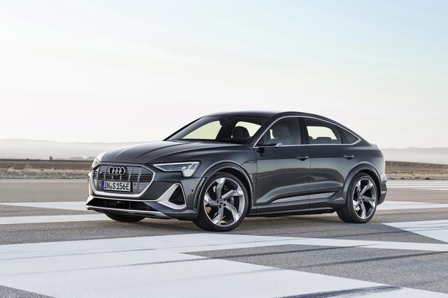 画像1: Audi e-tron S Sportback