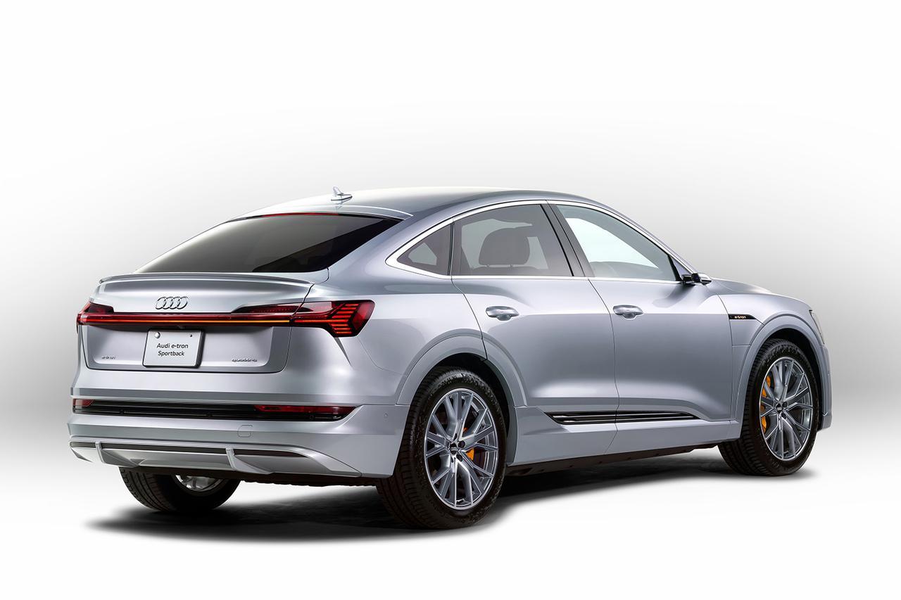 画像3: 「Audi e-tron Sportback」日本発売