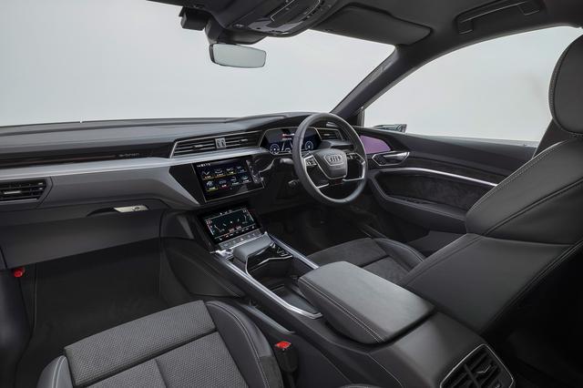 画像4: 「Audi e-tron Sportback」日本発売