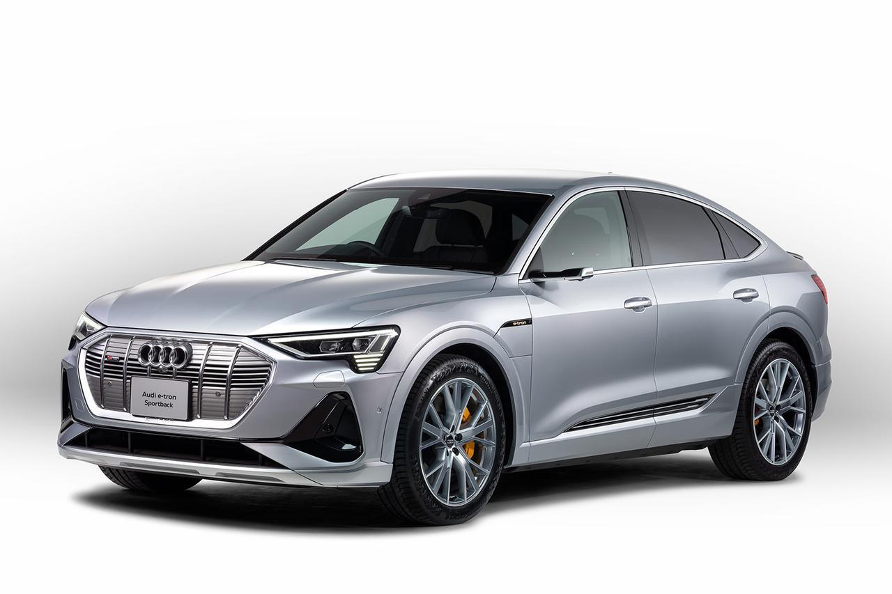 画像2: 「Audi e-tron Sportback」日本発売