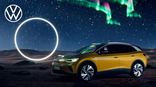画像: The new Volkswagen ID.4: 100% SUV – 100% electric! youtu.be