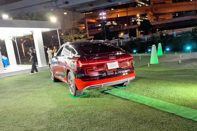 画像6: 「Audi e-tron Sportback」日本上陸記念! 秋の夜のレセプションパーティ2020