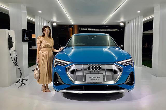 画像5: 「Audi e-tron Sportback」日本上陸記念! 秋の夜のレセプションパーティ2020