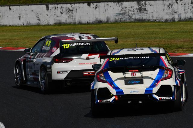 画像11: 【TCRJ Rd.3 OKAYAMA】Audiの篠原選手が2連勝
