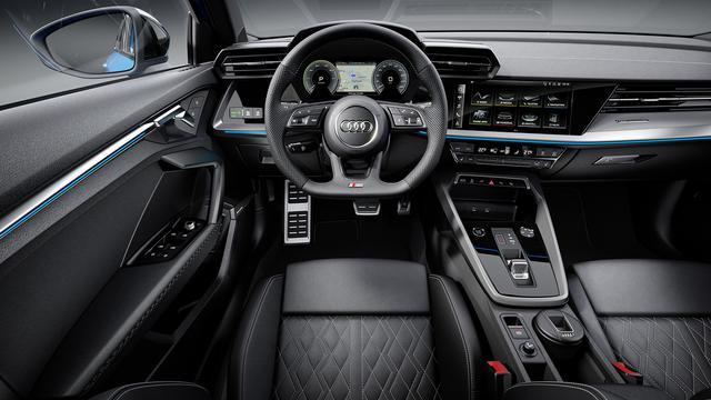 画像3: PHEVの「Audi A3 Sportback 40 TFSI e」登場