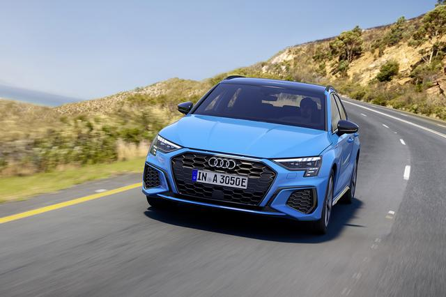 画像1: PHEVの「Audi A3 Sportback 40 TFSI e」登場