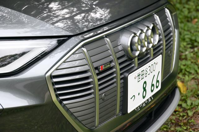 画像2: 【試乗記】Audi e-tron Sportback 1st edition