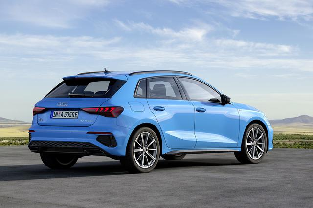 画像4: PHEVの「Audi A3 Sportback 40 TFSI e」登場