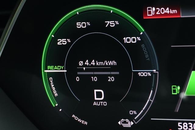画像7: 【試乗記】Audi e-tron Sportback 1st edition