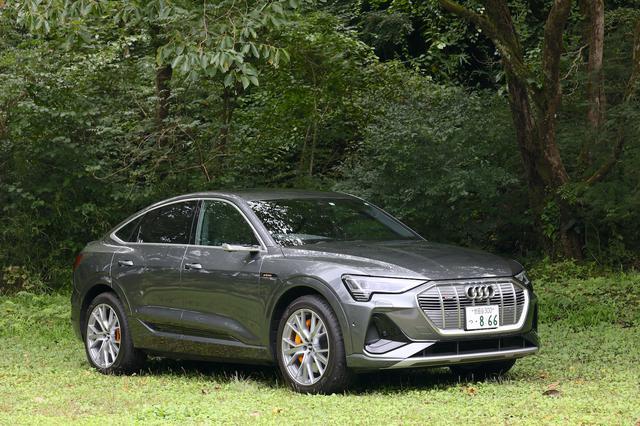 画像9: 【試乗記】Audi e-tron Sportback 1st edition