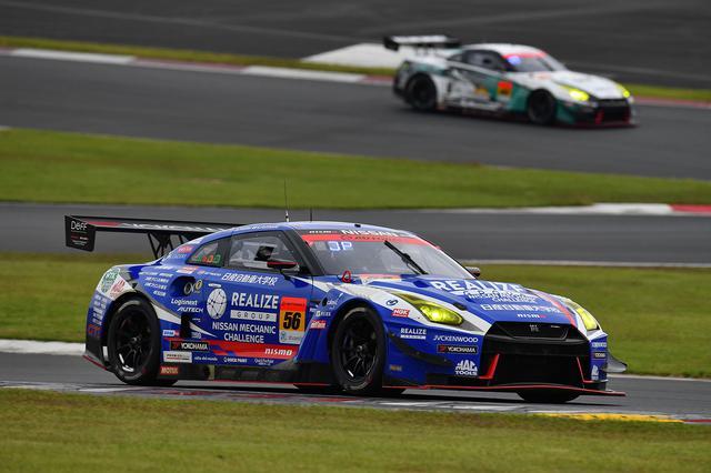 画像9: 【SUPER GT Rd.5 Fuji】Audi Team Hitotsuyamaが惜しくも入賞を逃す