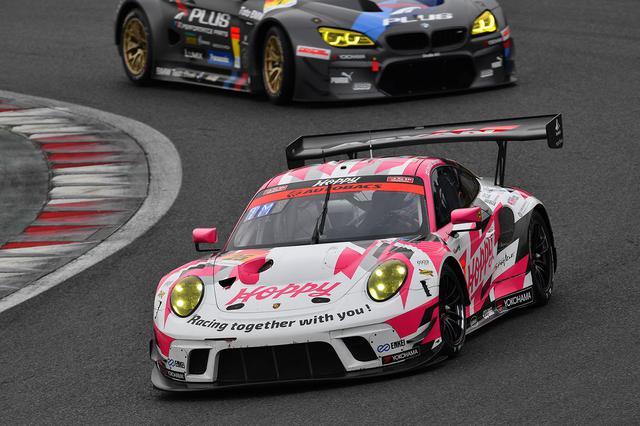 画像4: 【SUPER GT Rd.5 Fuji】Audi Team Hitotsuyamaが惜しくも入賞を逃す
