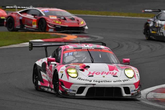画像8: 【SUPER GT Rd.5 Fuji】Audi Team Hitotsuyamaが惜しくも入賞を逃す