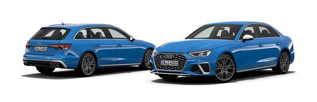 画像8: 「Audi A4」がマイナーチェンジ
