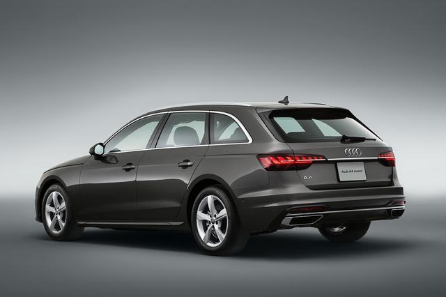 画像5: 「Audi A4」がマイナーチェンジ