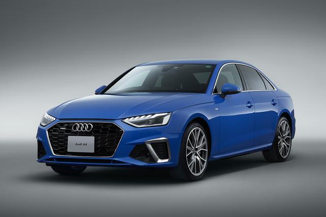 画像1: 「Audi A4」がマイナーチェンジ