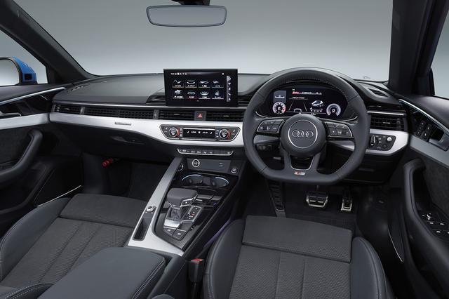 画像3: 「Audi A4」がマイナーチェンジ