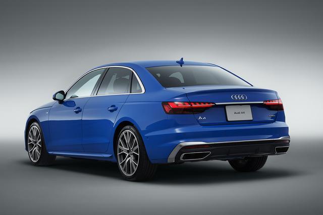 画像2: 「Audi A4」がマイナーチェンジ