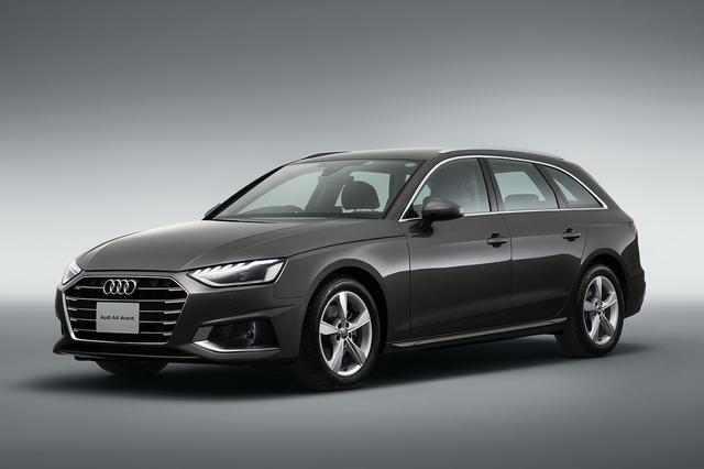 画像4: 「Audi A4」がマイナーチェンジ