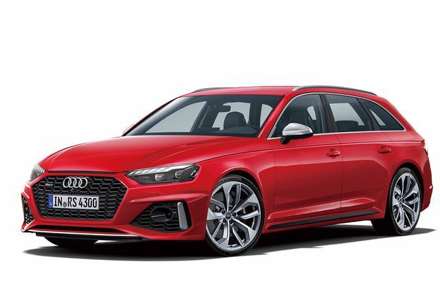 画像1: Audi RS 4 Avant