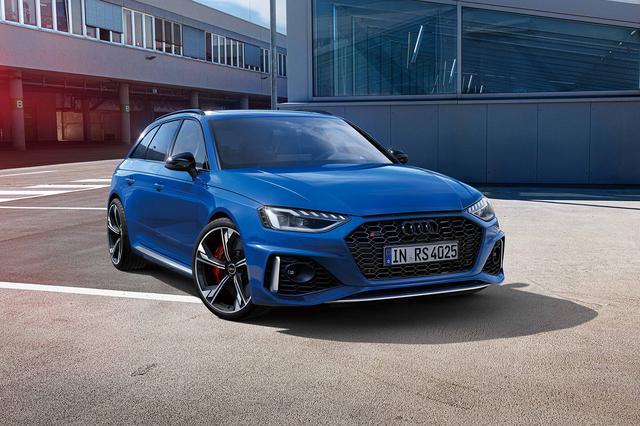 画像1: Audi RS 4 Avant RS 25 years