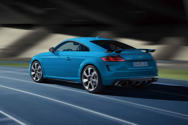 画像2: Audi TT RS Coupe