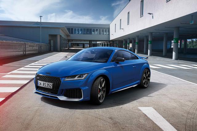 画像1: Audi TT RS Coupe  RS 25 years