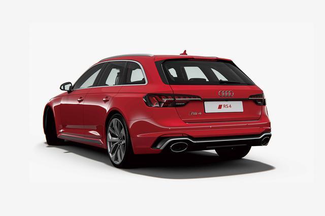 画像2: Audi RS 4 Avant