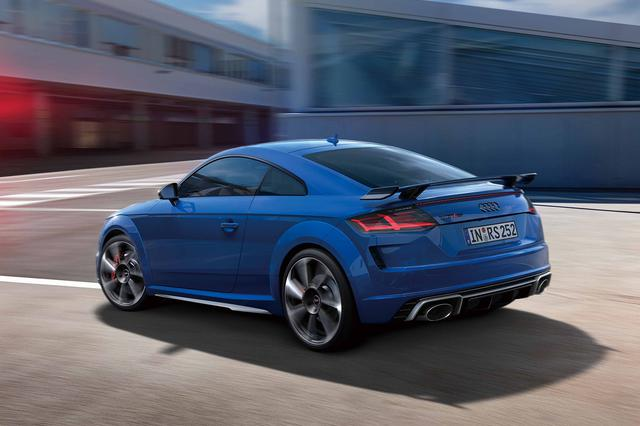 画像2: Audi TT RS Coupe  RS 25 years