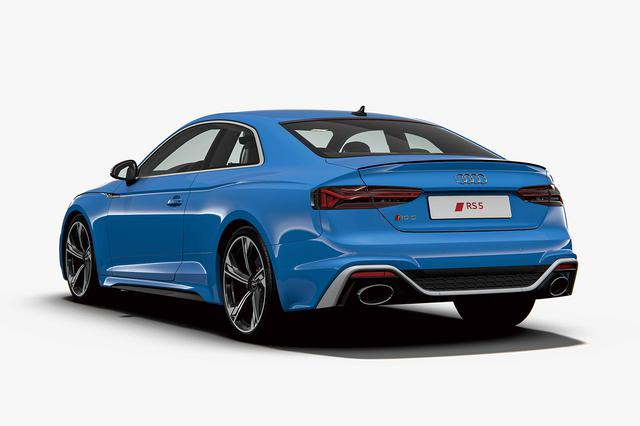 画像2: Audi RS 5 Coupe