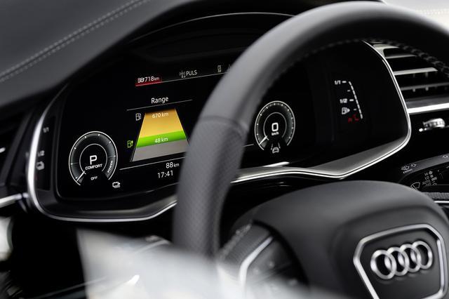 画像3: システム出力はe-tron超えの462ps! 「Audi Q8」にPHEVモデル登場