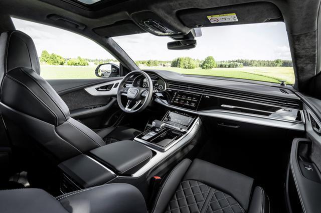 画像2: システム出力はe-tron超えの462ps! 「Audi Q8」にPHEVモデル登場