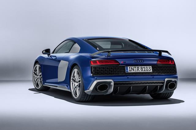 画像3: 「Audi R8」が価格変更
