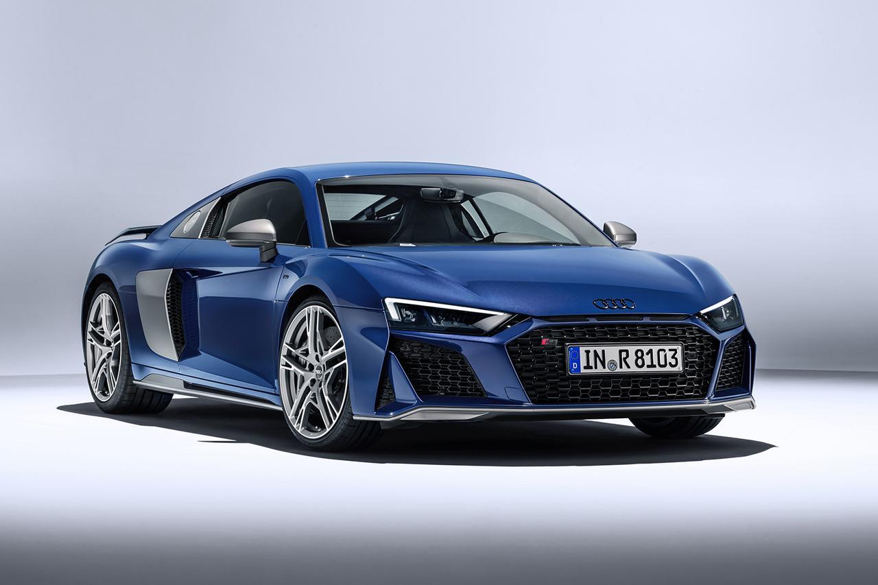 画像1: 「Audi R8」が価格変更