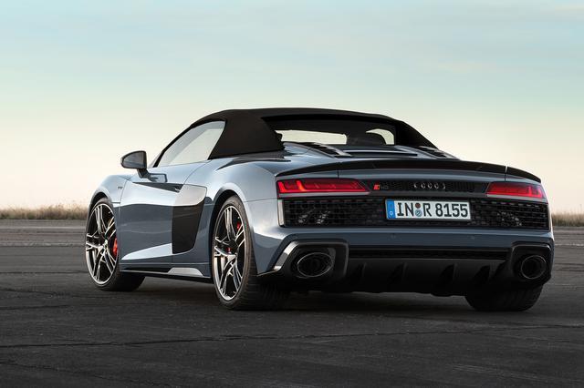 画像6: 「Audi R8」が価格変更