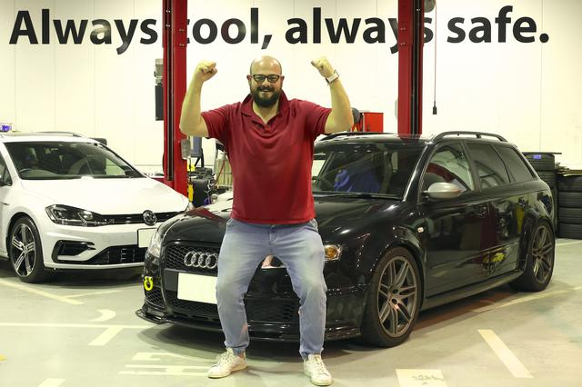 画像14: 【BILSTEIN】Audi RS 4 AvantをB16でリフレッシュ