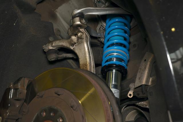 画像11: 【BILSTEIN】Audi RS 4 AvantをB16でリフレッシュ