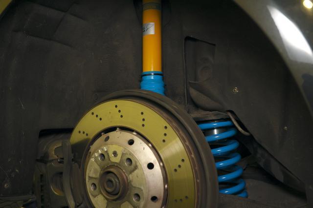 画像12: 【BILSTEIN】Audi RS 4 AvantをB16でリフレッシュ
