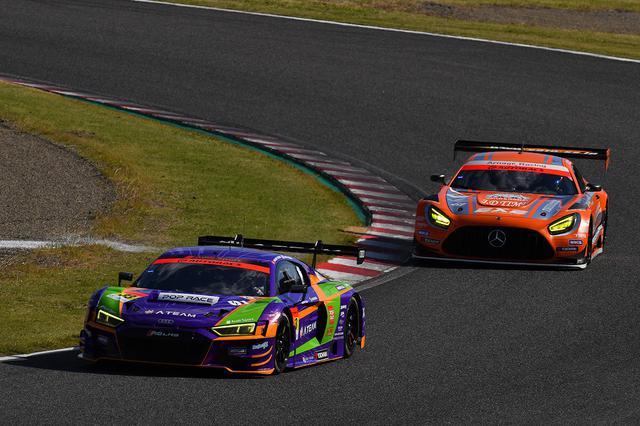 画像8: 【SUPER GT Rd.6 Suzuka】Audi Team Hitotsuyamaが4年ぶりに優勝!
