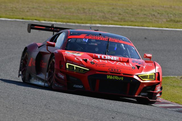 画像4: 【SUPER GT Rd.6 Suzuka】Audi Team Hitotsuyamaが4年ぶりに優勝!