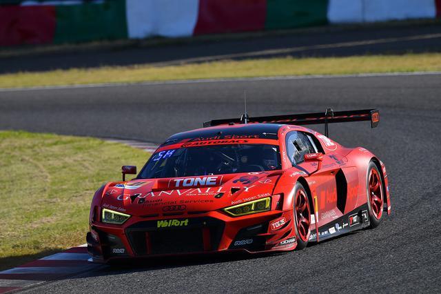画像5: 【SUPER GT Rd.6 Suzuka】Audi Team Hitotsuyamaが4年ぶりに優勝!