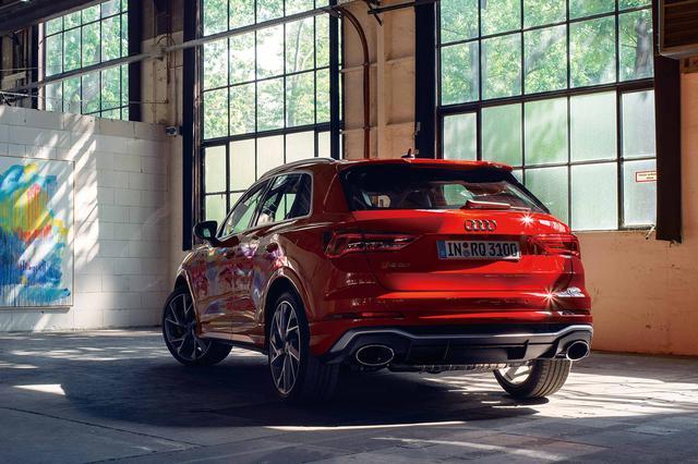画像3: 「Audi RS Q3」「Audi RS Q3 Sportback」発表