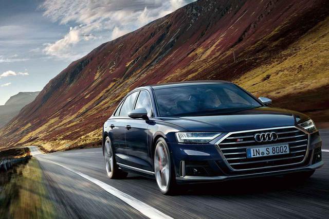 画像: 新型Audi S8発売 - 8speed.net VW、Audi、Porscheがもっと楽しくなる自動車情報サイト