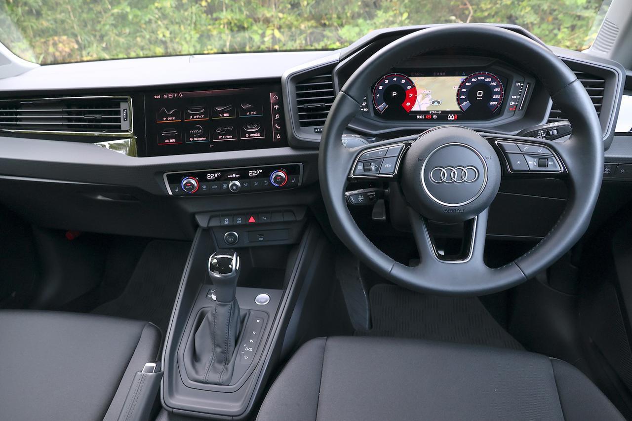 画像3: 【ミニ試乗記】Audi A1 Sportback 25 TFSI